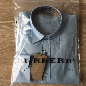 BURBERRY LONDON MEN'S PALE BLUE